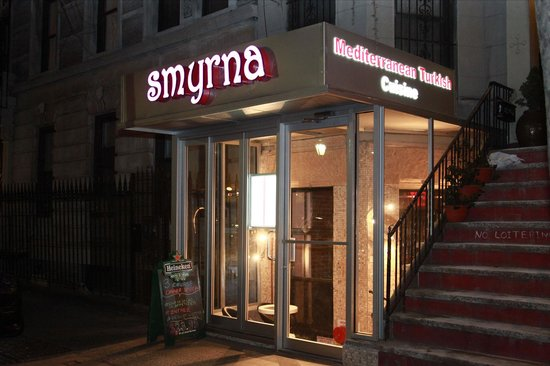 Smyrna Mediterranean Turkish Restaurant: SMYRNA