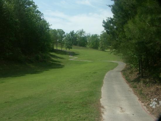 Eagle Bluff Golf Course: more scenery