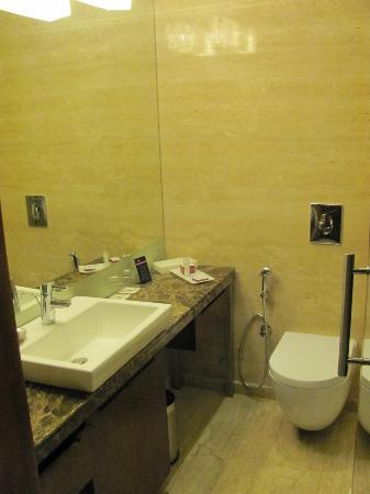 Regenta Hotel & Convention Centre: bathroom