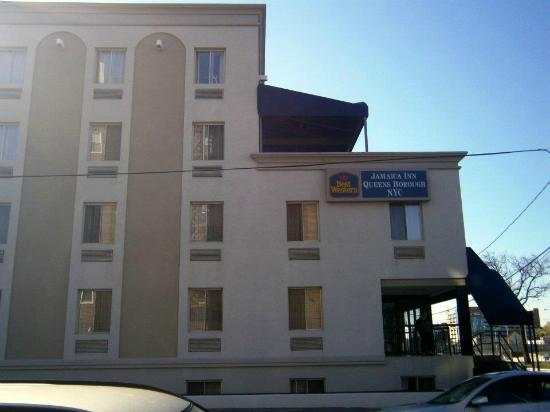 Best Western Jamaica Inn: vu extérieur