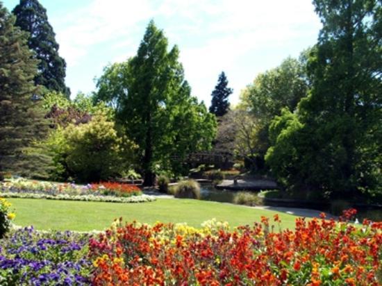 Taman Pollard: Pollard Park in October