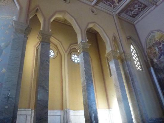 Caxias Do Sul: Detalhe do interior da Igreja