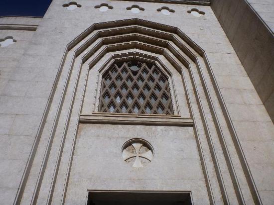 Caxias Do Sul, RS: Detalhe do exterior da Igreja