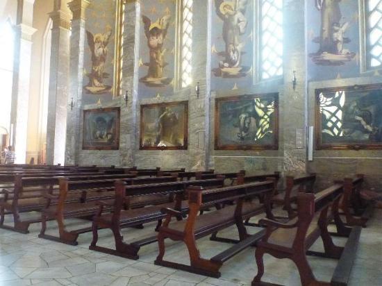 Caxias Do Sul, RS: Detalhe do interior da Igreja