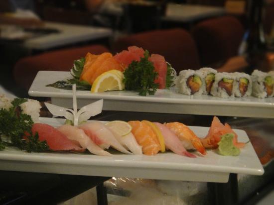 Wasabi Sushi Lounge : Sushi Deluxe