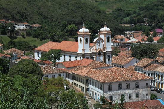 Basilica of Nossa Senhora do Pilar: Igreja Nossa Senhora do Pilar.