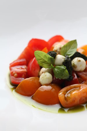 Trb Hutong : Tomato Salad