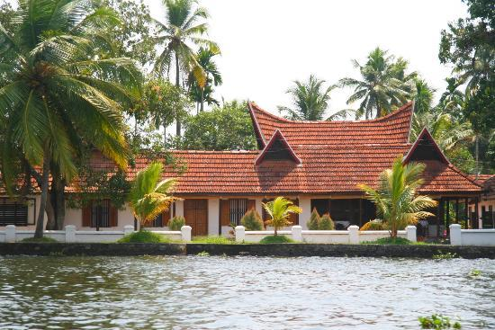 Thevercad Alleppey Homestay: House view