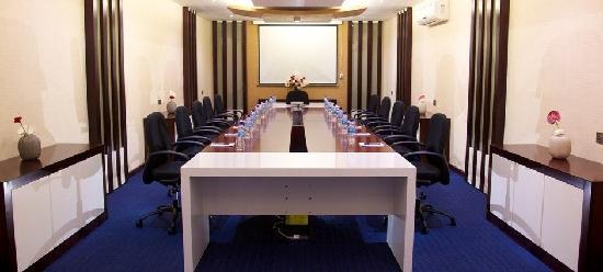 BEST WESTERN PLUS Peninsula Hotel: Conference Room