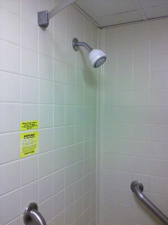 Days Inn Harrisburg  North: clean shower head