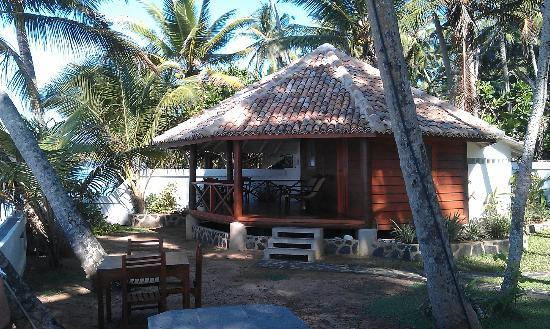 Rockside Cabanas Hotel: Cabana