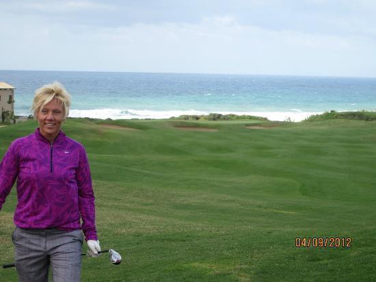Navarino Dunes Golf: The view speaks for itself.
