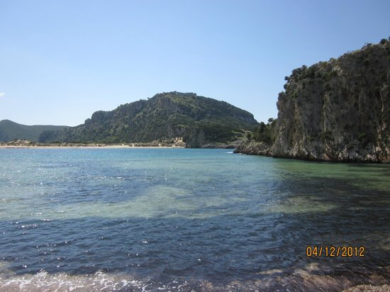 Gialova, Greece: Beautiful Beach views