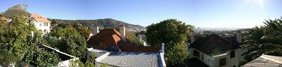 Lezard Bleu: View from Tree House room
