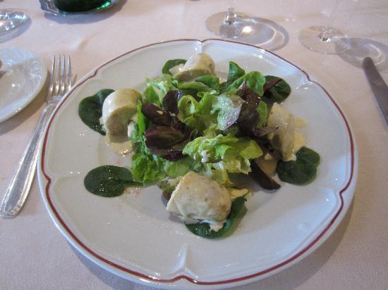 La Touraine Champenoise: weißwurst