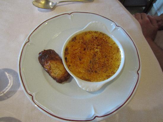 La Touraine Champenoise: dessert