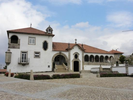 Vila Nova de Cerveira, Portugal: main entrance