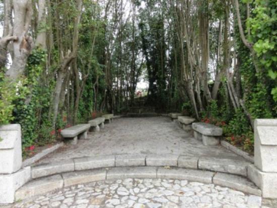 Estalagem da Boega: gardens