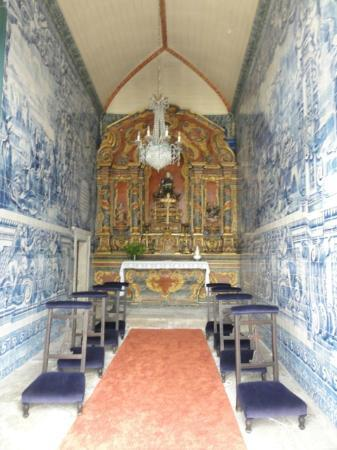 Estalagem da Boega: chapel