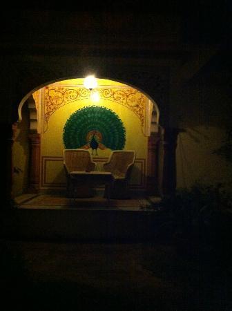 Hotel Anuraag Villa: Sehr liebevoll gestaltet