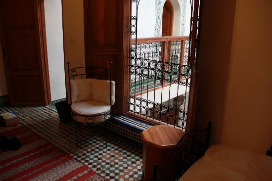 dar gnaoua : Room