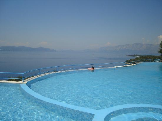 Esperides Resort Hotel: Amazing View!