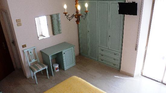 Hotel Reali: camera da letto