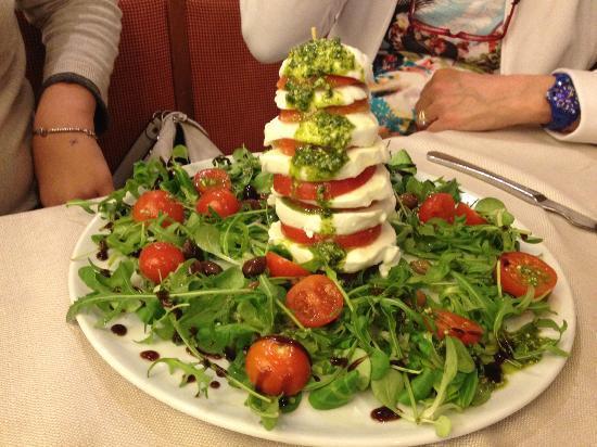 Ristorante Tempini : Salade Caprese