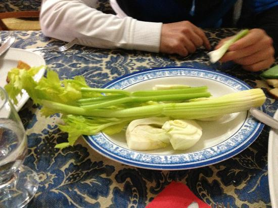 Il Ginepro: Vegetables