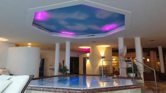 Hotel Alpina Deluxe: SPA