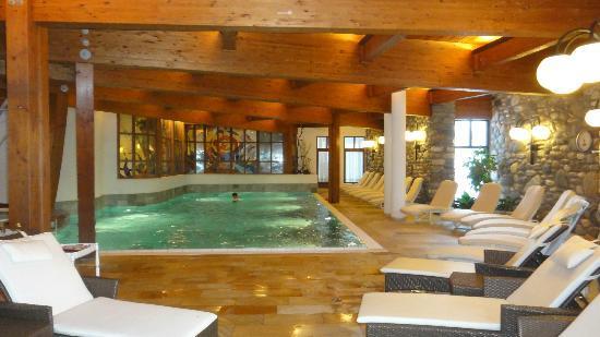 Hotel Alpina Deluxe: piscine