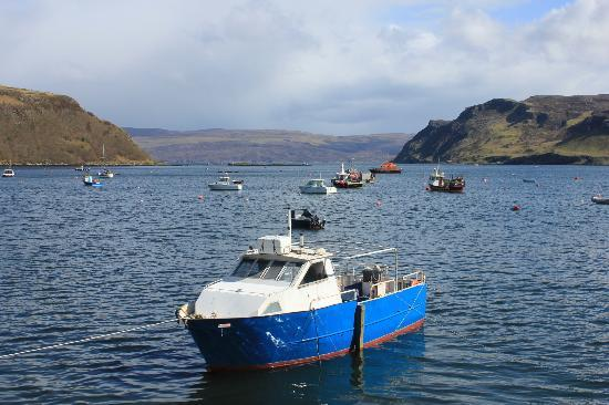 Restaurant at the Pier: Portree Harbour