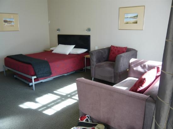 Victoria Court Motor Lodge : Room 202
