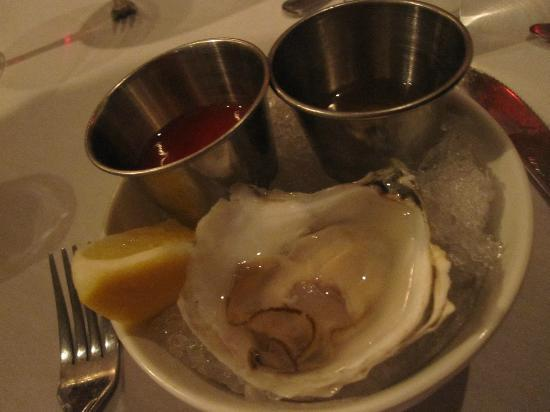 Lineage: island creek oyster