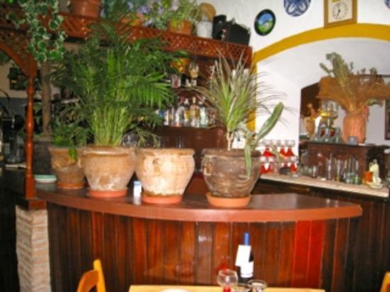 Casa Miguel: La decoración tipica