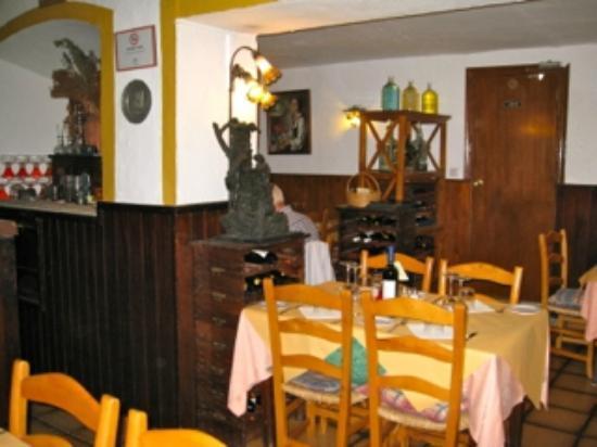 Casa Miguel: Lenguado a la muniere con salsa estupenda
