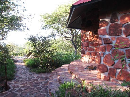 Waterberg Plateau Lodge: Bungalow