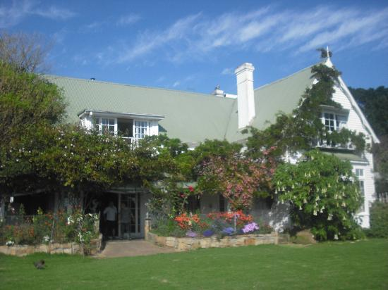 Hawley House: front of house