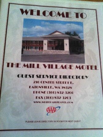 Mill Village Motel: Dirección