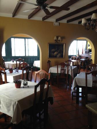 ‪‪Hotel Rural Costa Salada‬: Dining room‬