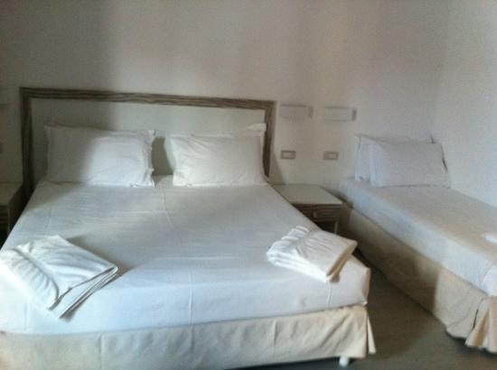 Hotel Miramare: camera senza vista mare