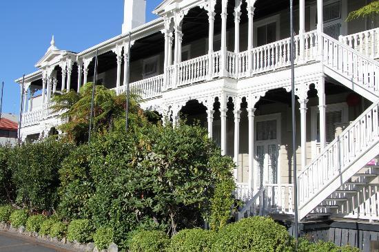 Princes Gate Hotel: Victorianischer Prachtbau, liebevoll renoviert