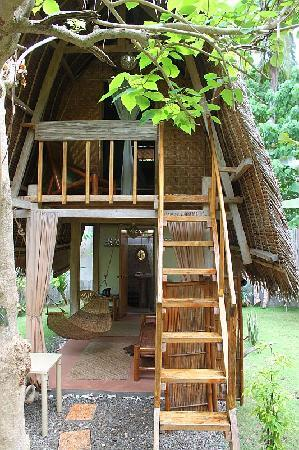 Alumbung Tropical Living: Double Lumbung - Balinese cottage