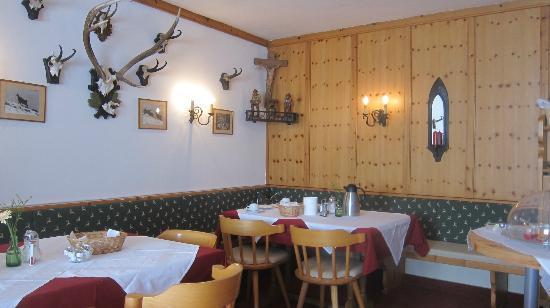 Landhaus Albert Murr: Breakfast Room