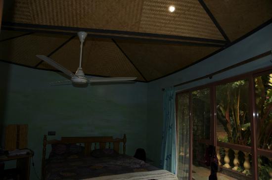 Le Triskell: la camera azzurra