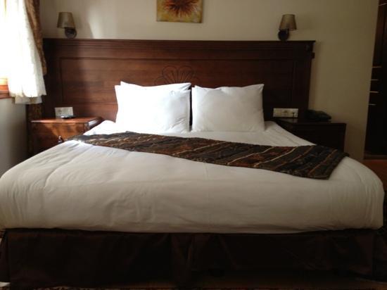 Berce Hotel: first floor room
