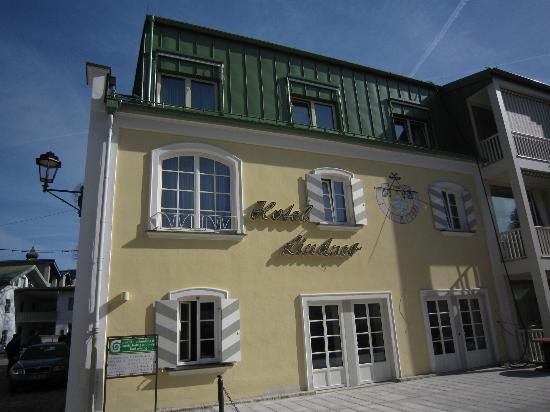 Lindners Romantik Hotel & Restaurants: Our building