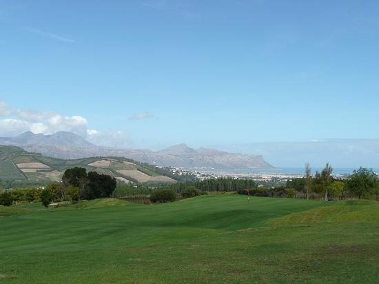 Erinvale Golf Club: Erinvale - view
