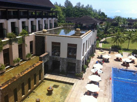Club Med Bintan Island: Main building