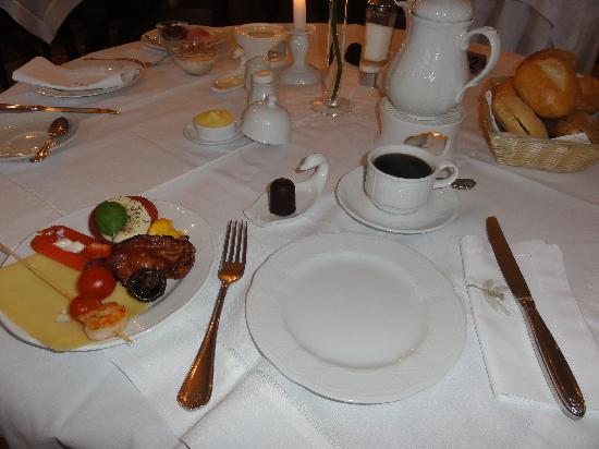 Hotel Birkenhof : Leckeres Frühstück!